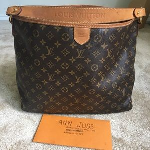 Authentic preowned lv Delightful MM